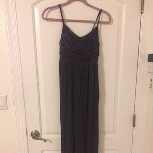 Motherhood Long Dress